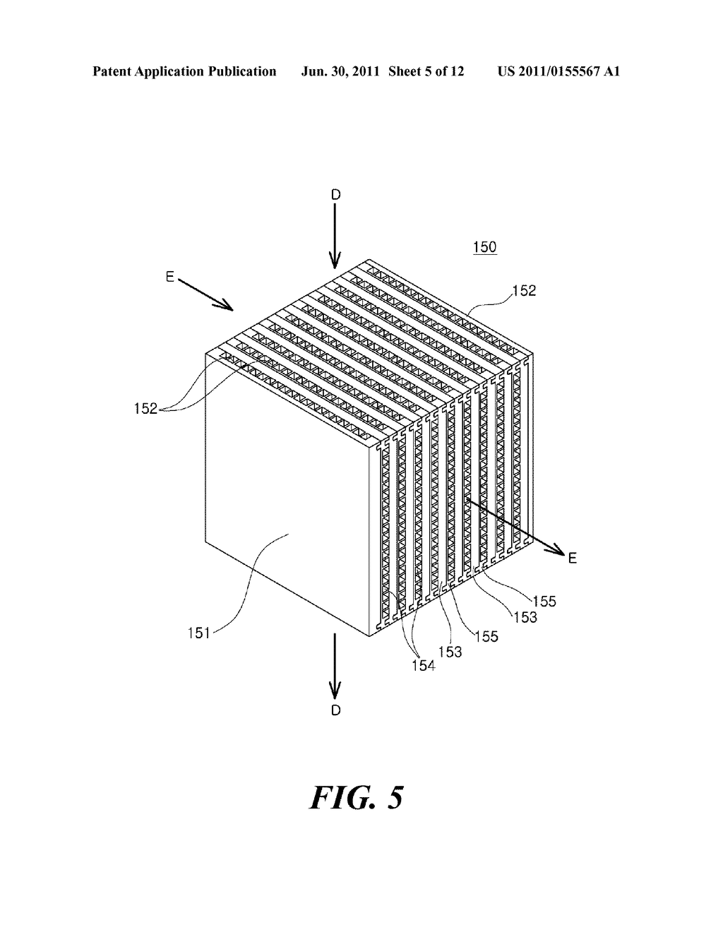 DEODORIZATION MODULE AND FOOD WASTE TREATMENT APPARATUS HAVING THE SAME - diagram, schematic, and image 06
