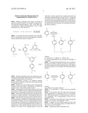 PROCESS FOR THE PREPARATION OF 4-BROMOPHENYL DERIVATIVES diagram and image