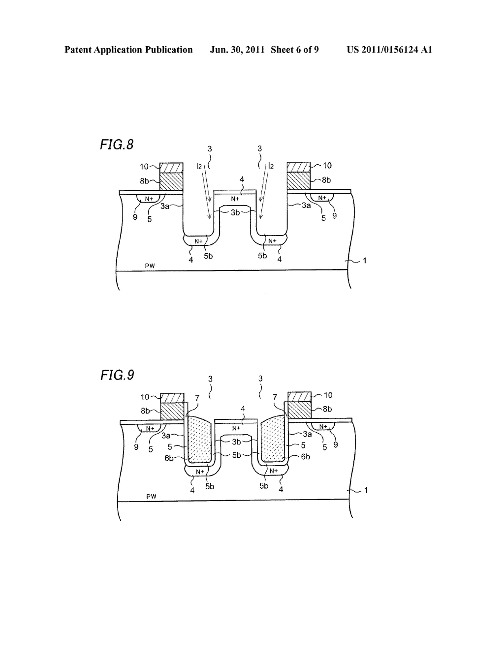 NONVOLATILE SEMICONDUCTOR MEMORY DEVICE AND METHOD OF MANUFACTURING THE     SAME - diagram, schematic, and image 07