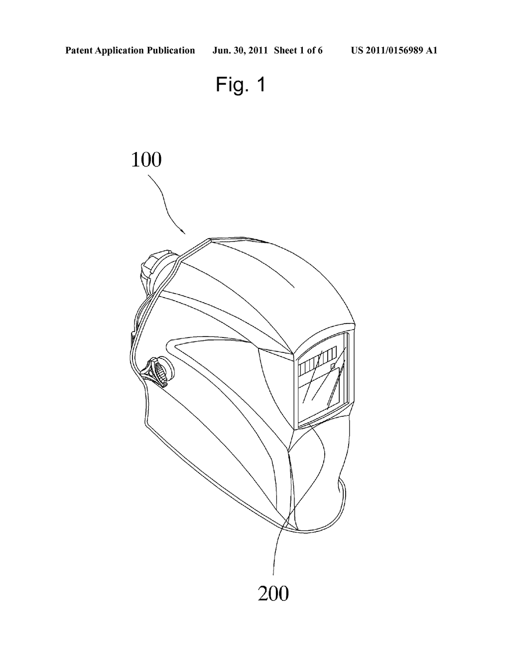 METHOD FOR CONTROLLING CARTRIDGE OF WELDING HELMET HAVING DISPLAY FUNCTION     OF WELDING OPERATION TIME - diagram, schematic, and image 02
