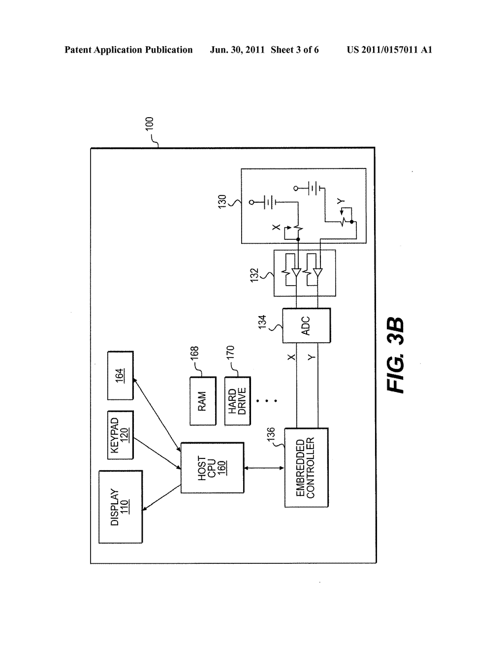 USER-OPERATED DIRECTIONAL CONTROLLER FOR AN ELECTRONIC DEVICE - diagram, schematic, and image 04