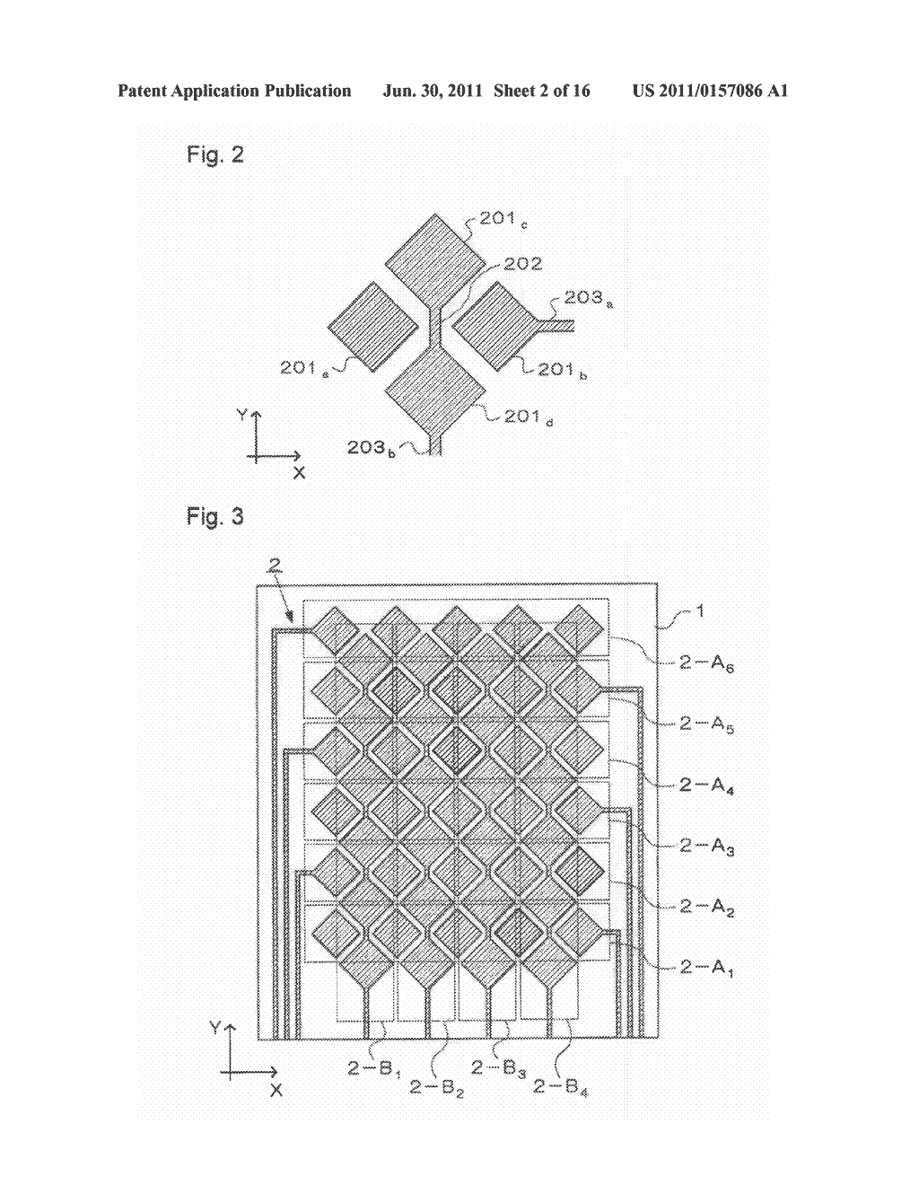 ELECTROSTATIC CAPACITY TYPE TOUCH PANEL, DISPLAY DEVICE AND PROCESS FOR     PRODUCING ELECTROSTATIC CAPACITY TYPE TOUCH PANEL - diagram, schematic, and image 03