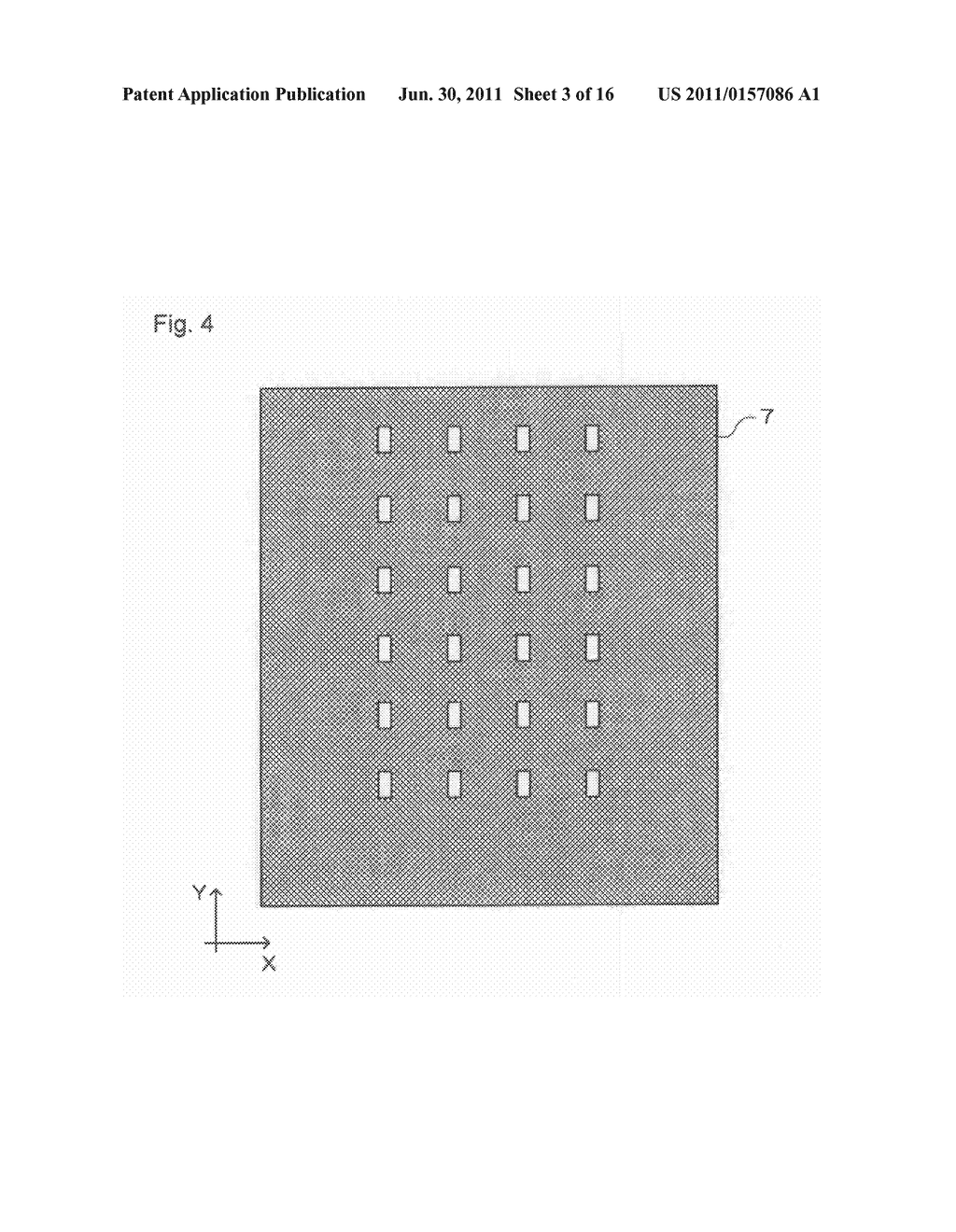 ELECTROSTATIC CAPACITY TYPE TOUCH PANEL, DISPLAY DEVICE AND PROCESS FOR     PRODUCING ELECTROSTATIC CAPACITY TYPE TOUCH PANEL - diagram, schematic, and image 04
