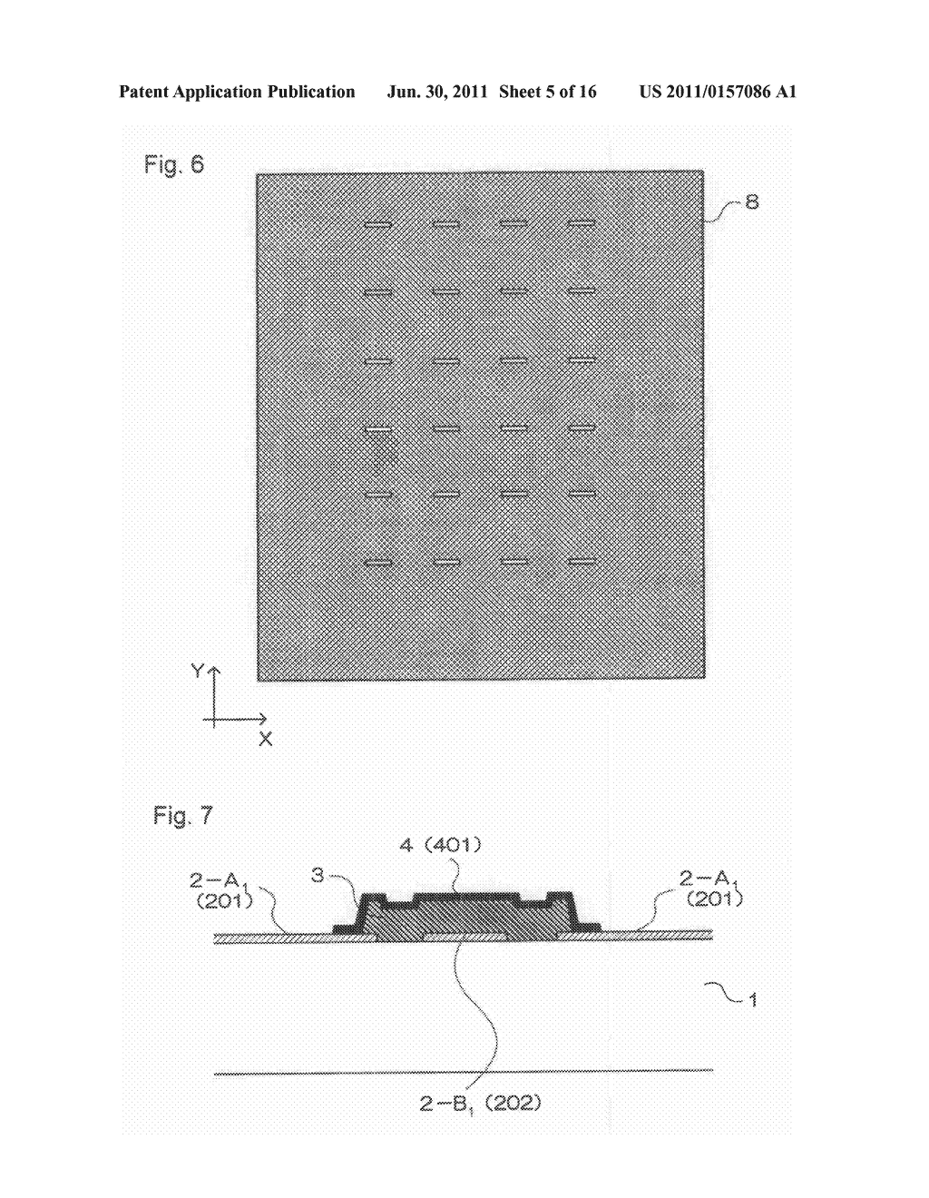 ELECTROSTATIC CAPACITY TYPE TOUCH PANEL, DISPLAY DEVICE AND PROCESS FOR     PRODUCING ELECTROSTATIC CAPACITY TYPE TOUCH PANEL - diagram, schematic, and image 06