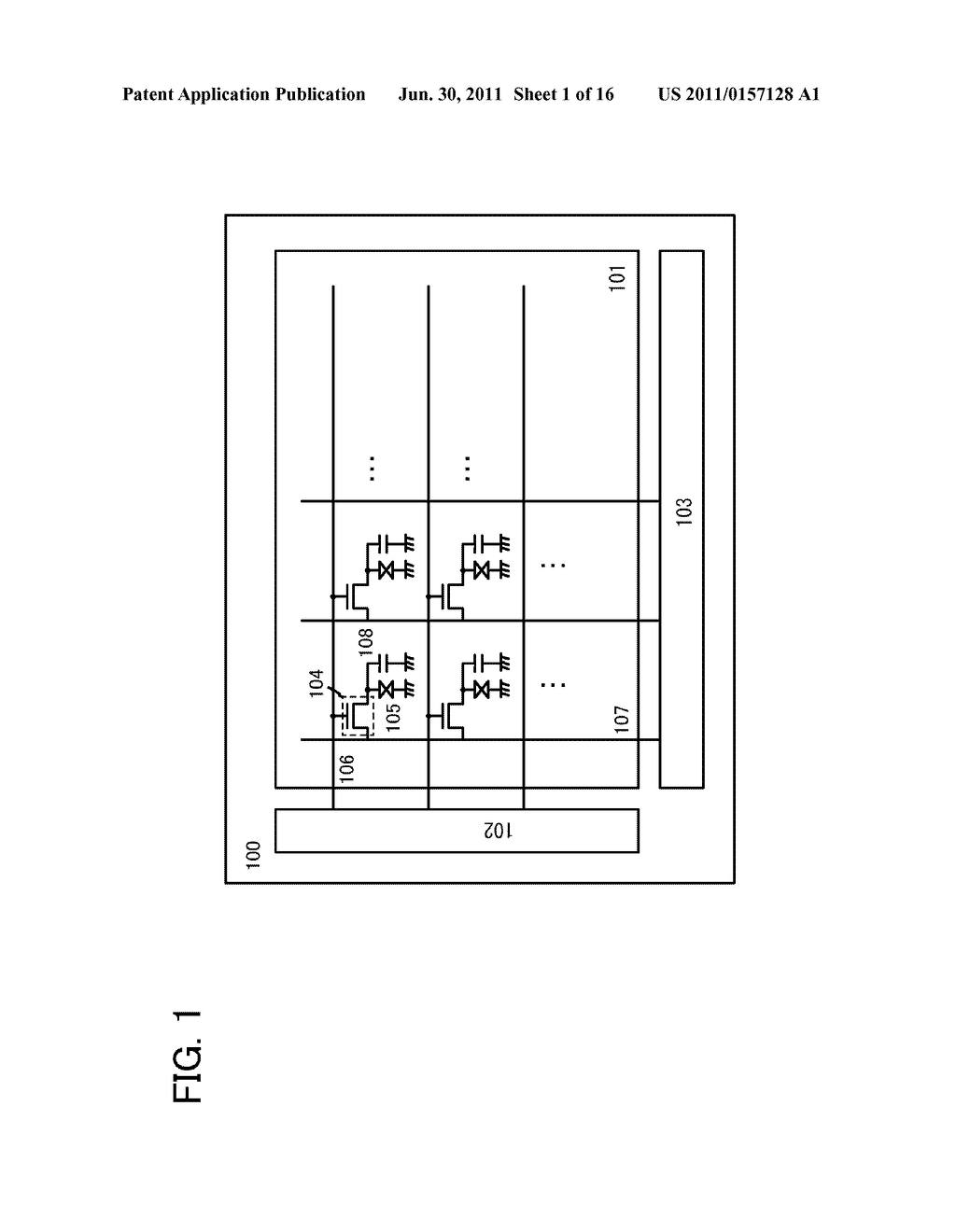 DISPLAY DEVICE AND ELECTRONIC DEVICE - diagram, schematic, and image 02