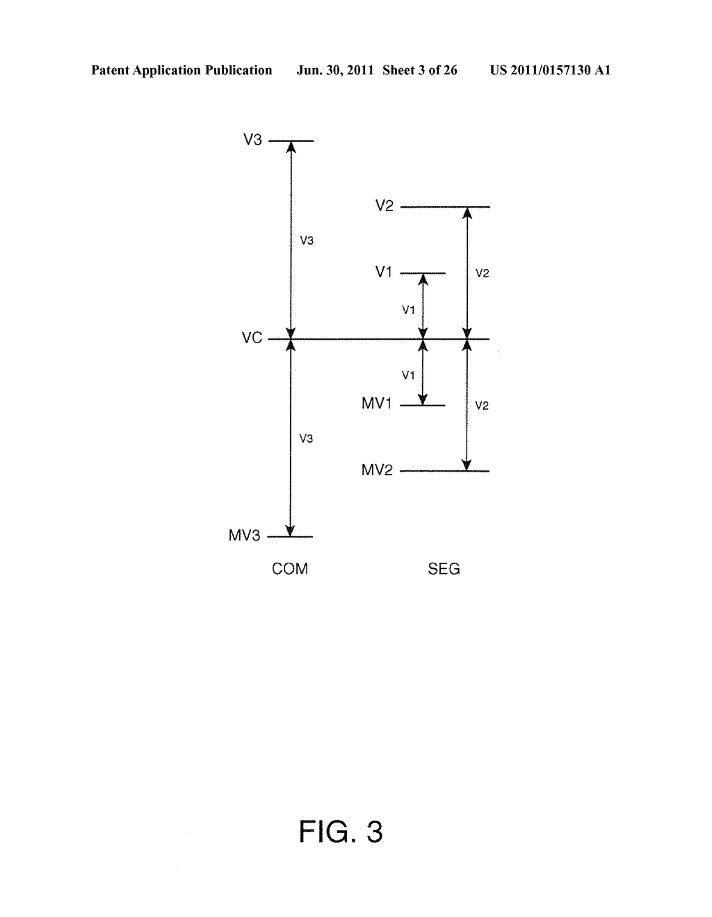 DRIVING METHOD OF ELECTRO OPTICAL DEVICE, DRIVING DEVICE OF ELECTRO     OPTICAL DEVICE, ELECTRO OPTICAL DEVICE, AND ELECTRONIC INSTRUMENT - diagram, schematic, and image 04
