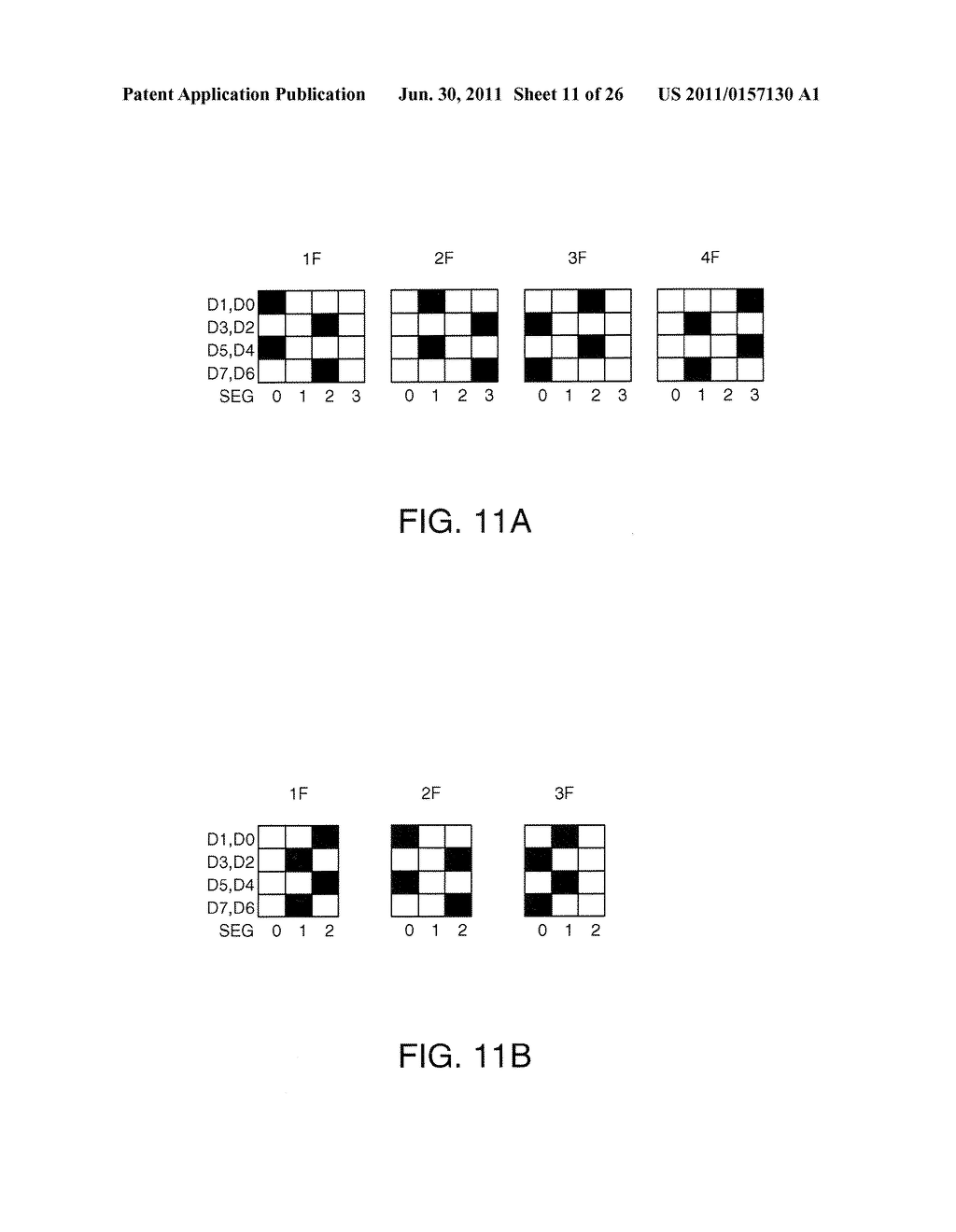 DRIVING METHOD OF ELECTRO OPTICAL DEVICE, DRIVING DEVICE OF ELECTRO     OPTICAL DEVICE, ELECTRO OPTICAL DEVICE, AND ELECTRONIC INSTRUMENT - diagram, schematic, and image 12