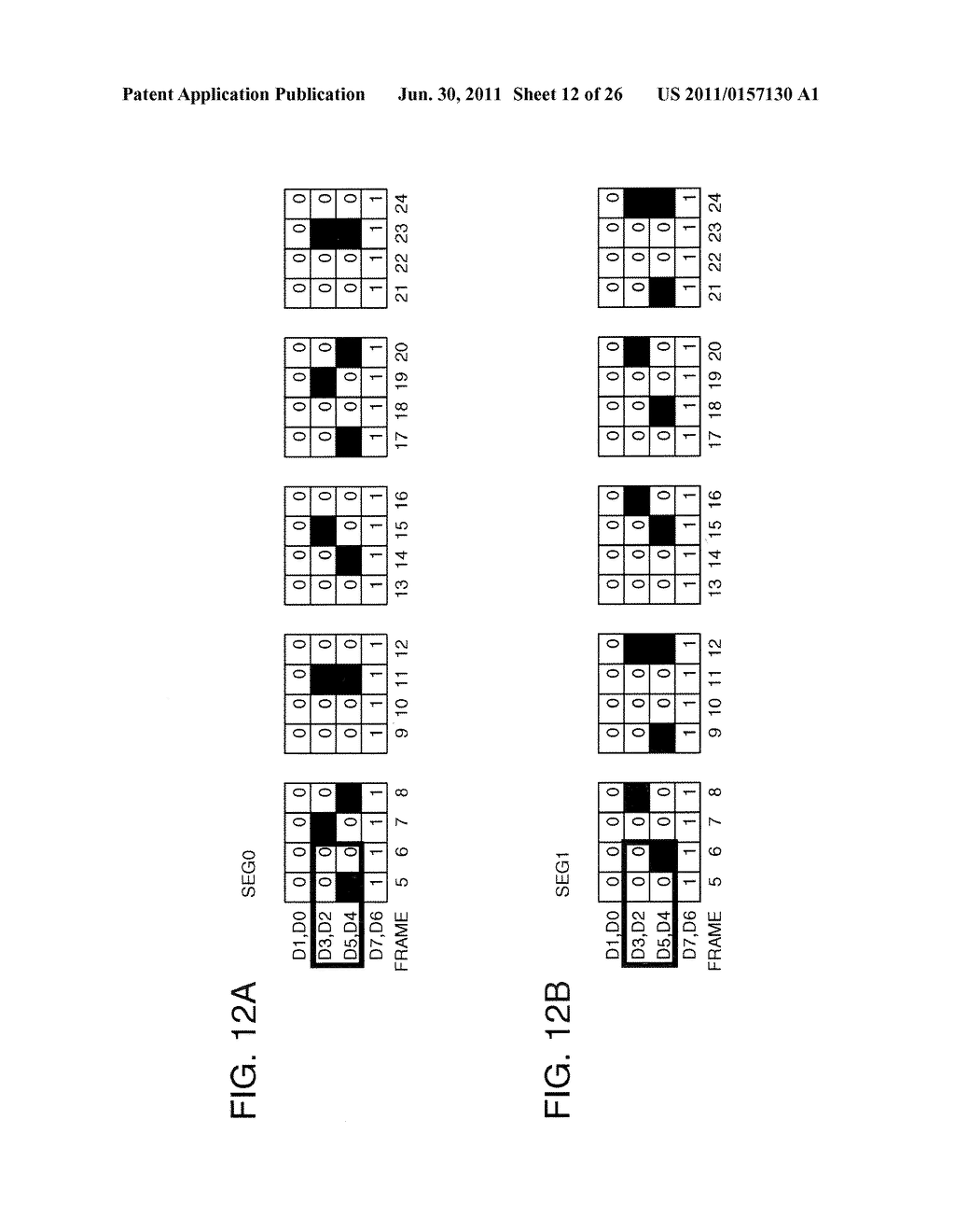 DRIVING METHOD OF ELECTRO OPTICAL DEVICE, DRIVING DEVICE OF ELECTRO     OPTICAL DEVICE, ELECTRO OPTICAL DEVICE, AND ELECTRONIC INSTRUMENT - diagram, schematic, and image 13