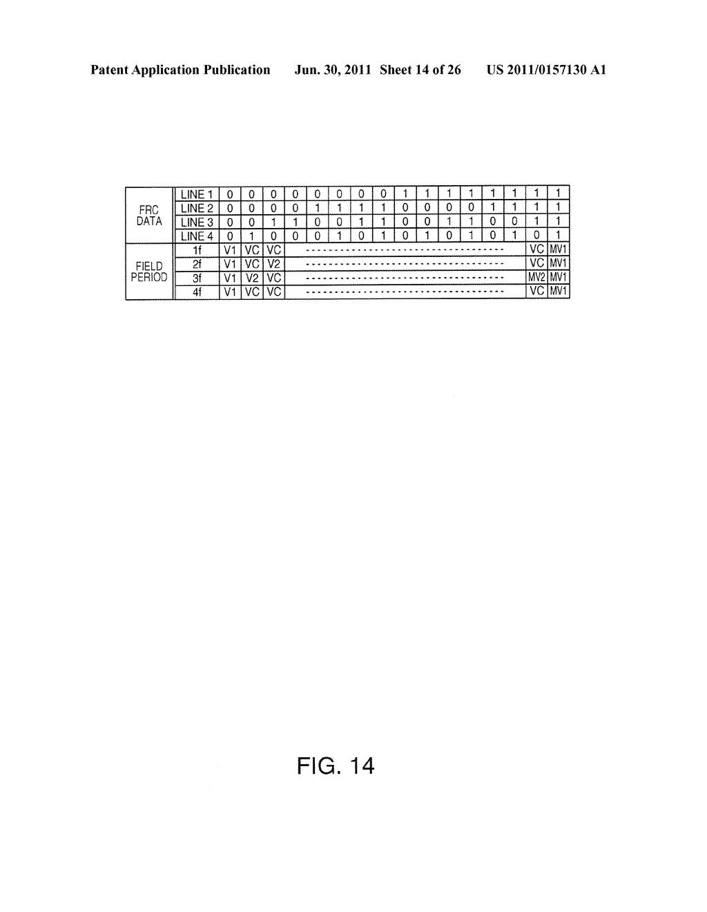 DRIVING METHOD OF ELECTRO OPTICAL DEVICE, DRIVING DEVICE OF ELECTRO     OPTICAL DEVICE, ELECTRO OPTICAL DEVICE, AND ELECTRONIC INSTRUMENT - diagram, schematic, and image 15
