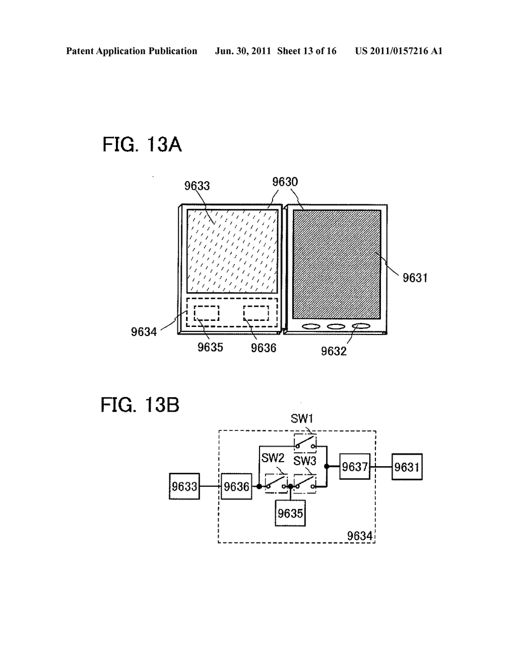 LIQUID CRYSTAL DISPLAY DEVICE AND ELECTRONIC DEVICE - diagram, schematic, and image 14