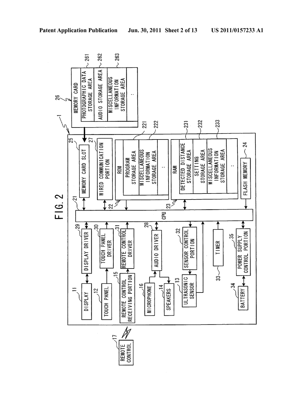 DISPLAY APPARATUS, DISPLAY CONTROL METHOD, AND NON-TRANSITORY     COMPUTER-READABLE MEDIUM STORING DISPLAY CONTROL PROGRAM - diagram, schematic, and image 03
