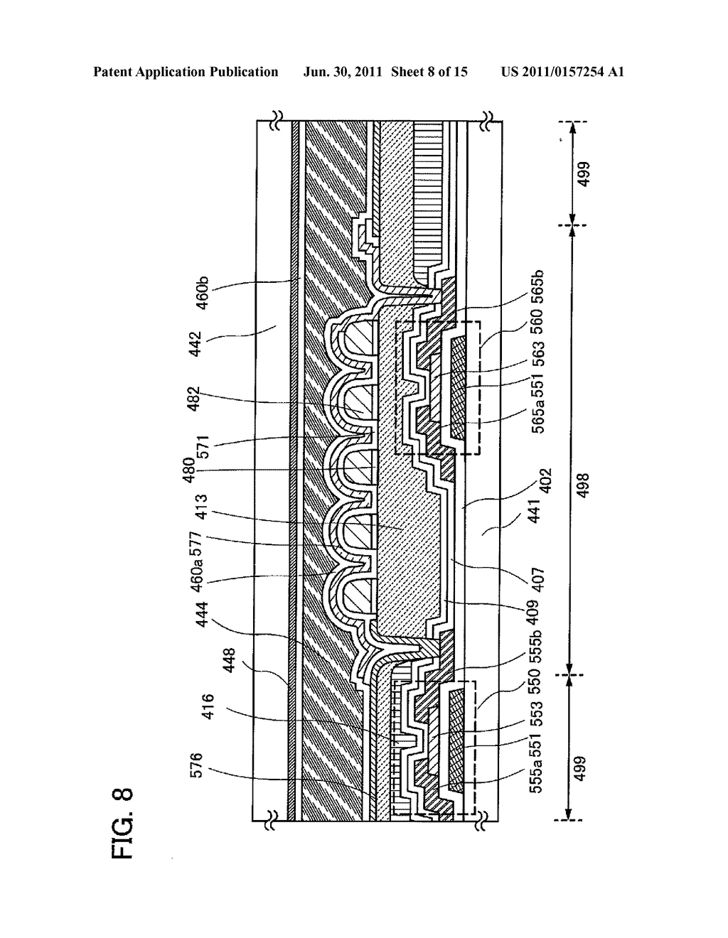 LIQUID CRYSTAL DISPLAY DEVICE AND ELECTRONIC DEVICE - diagram, schematic, and image 09