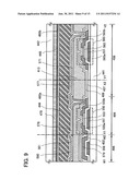 LIQUID CRYSTAL DISPLAY DEVICE AND ELECTRONIC DEVICE diagram and image