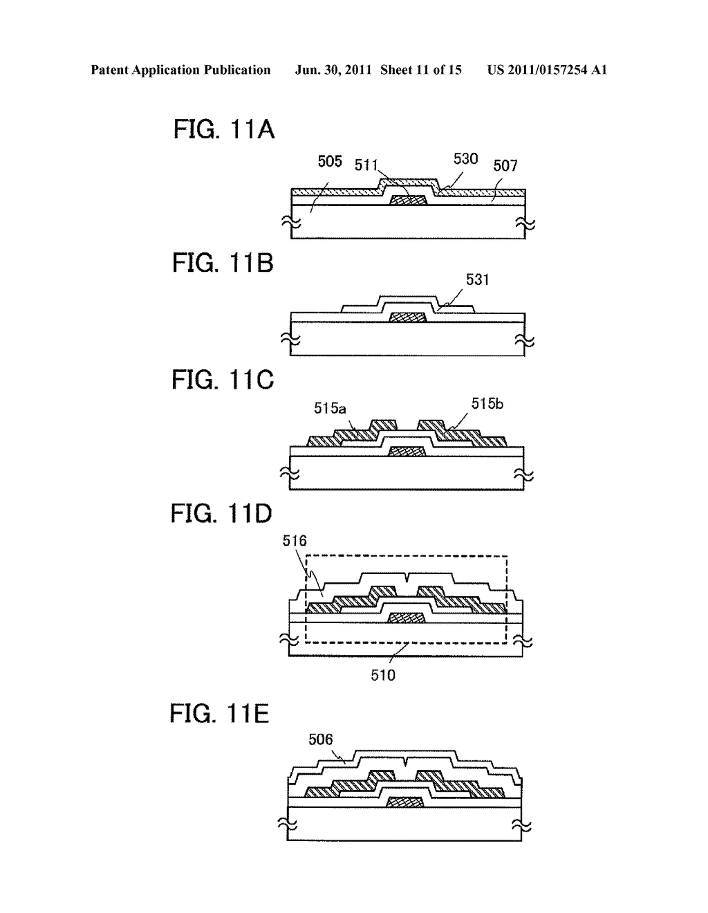 LIQUID CRYSTAL DISPLAY DEVICE AND ELECTRONIC DEVICE - diagram, schematic, and image 12