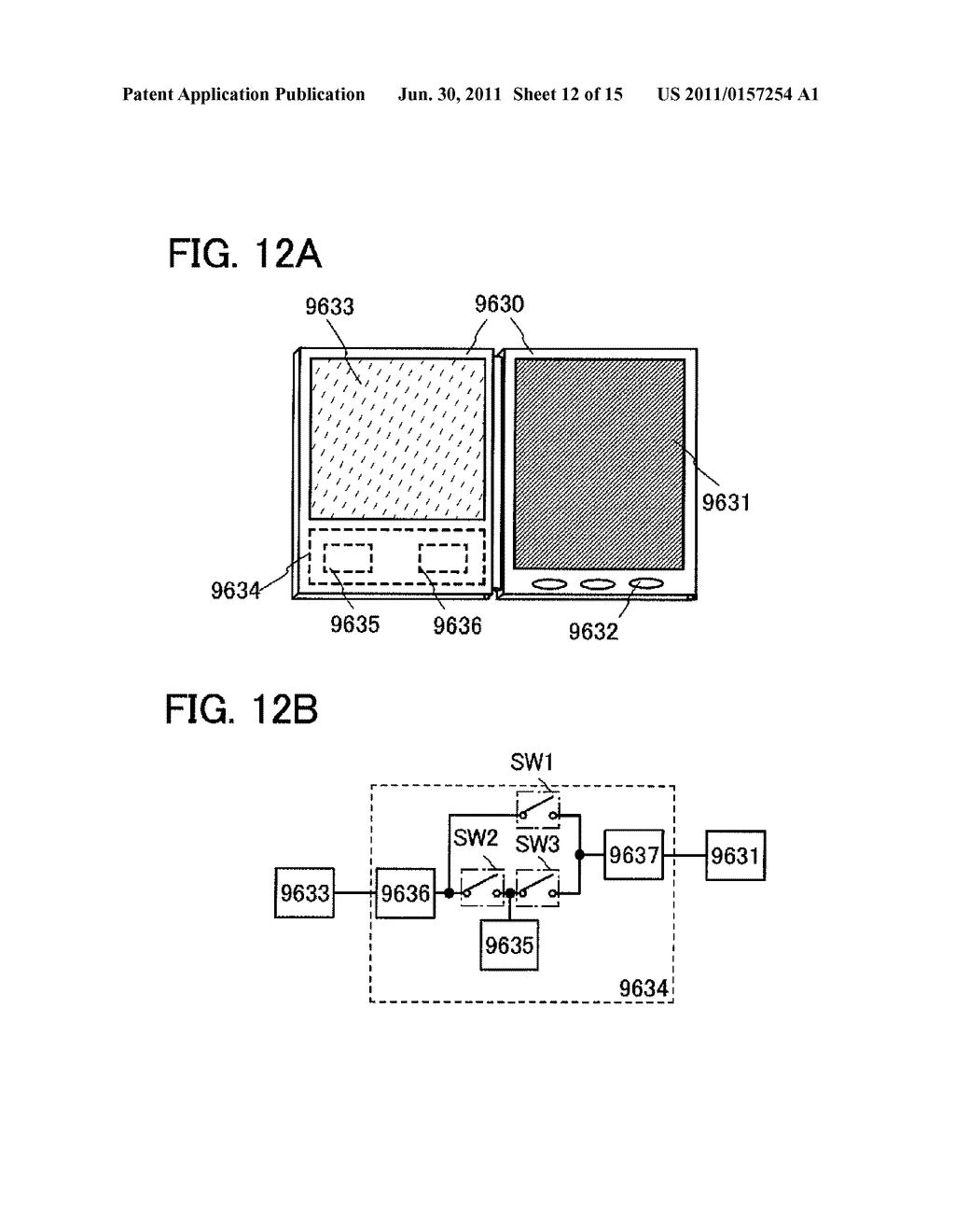 LIQUID CRYSTAL DISPLAY DEVICE AND ELECTRONIC DEVICE - diagram, schematic, and image 13