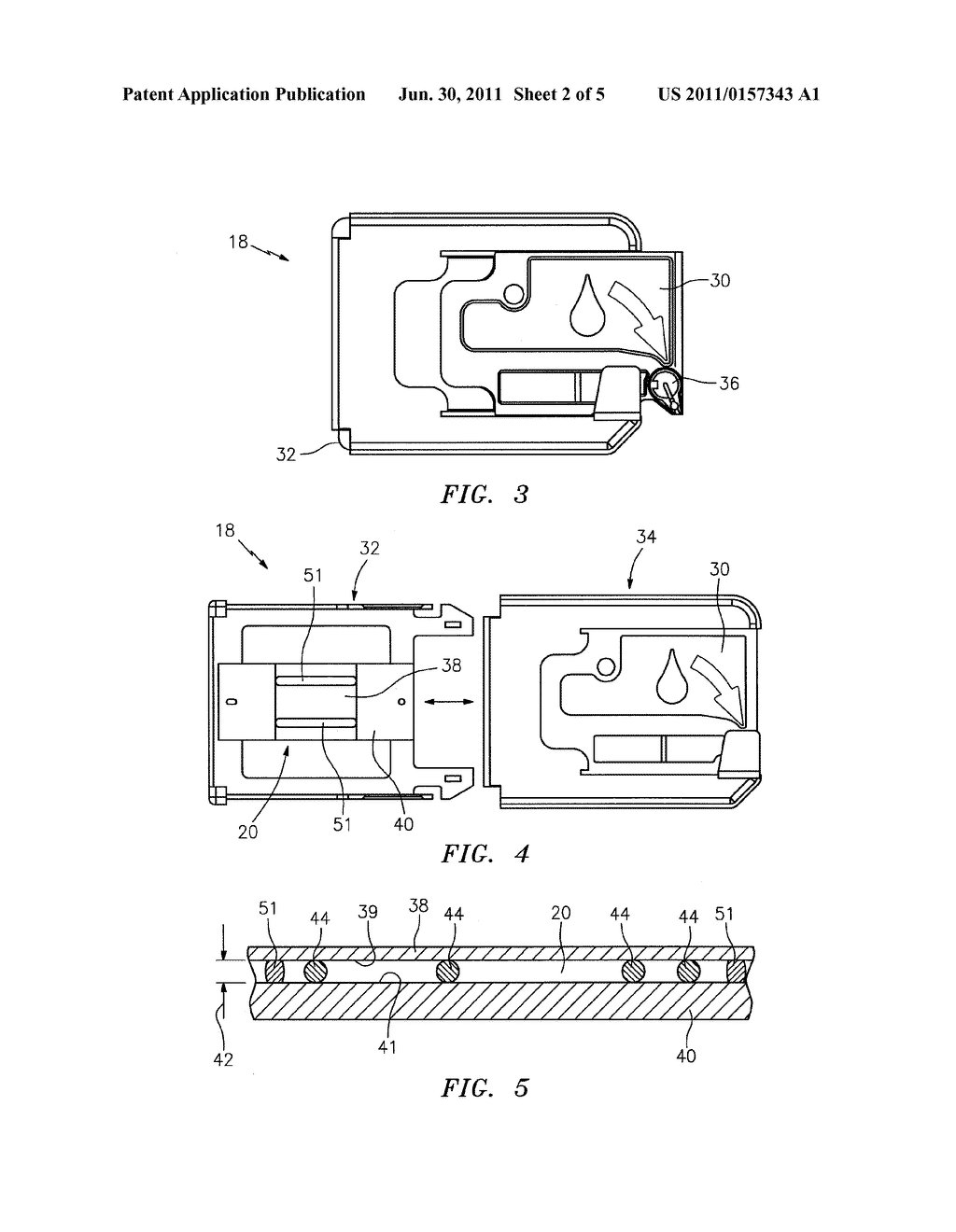 METHOD AND APPARATUS FOR SECURING PLANAR ORIENTATION OF ANALYSIS CHAMBER - diagram, schematic, and image 03