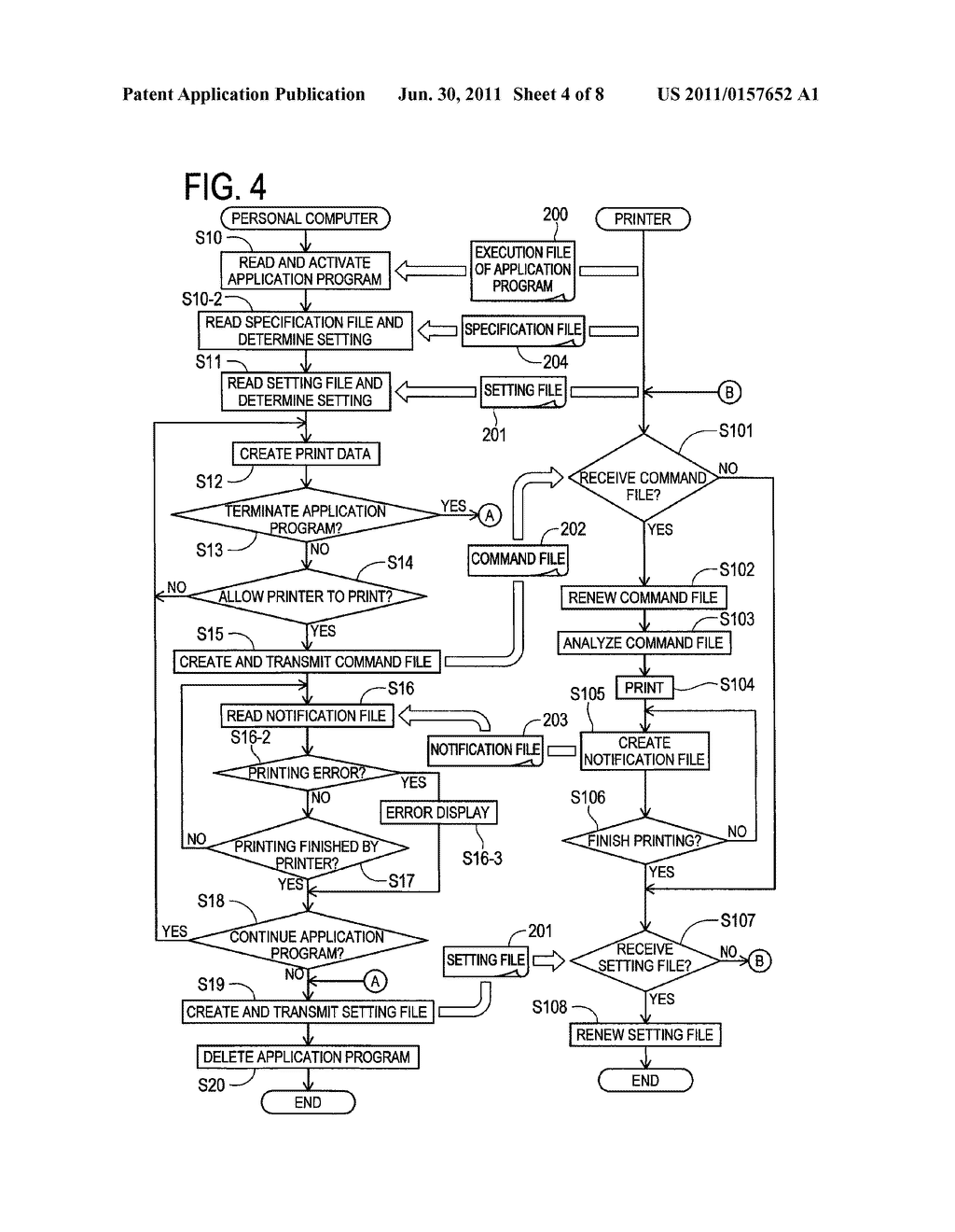 Printer Dedicated Usb Flash Drive And Printing System Diagram Circuit Schematic Image 05