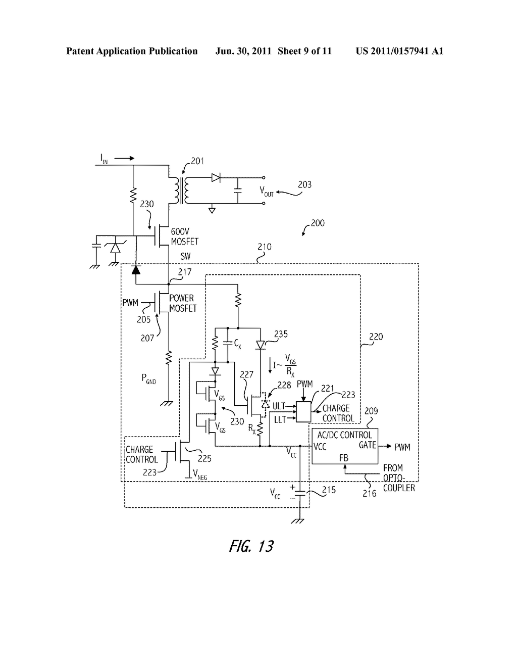 Synchronous Vcc Generator For Switching Voltage Regulator Diagram Schematic And Image 10