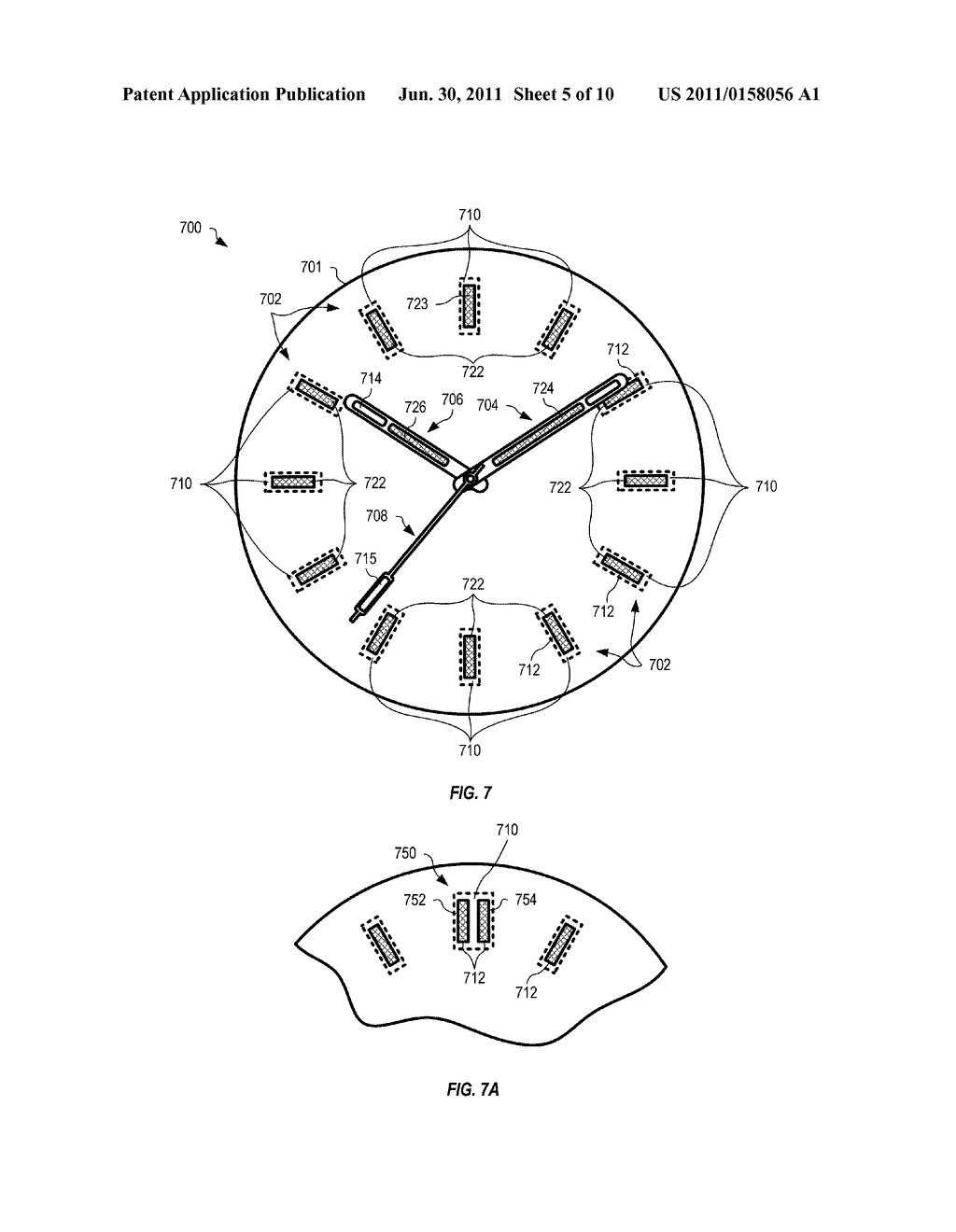 Dual illumination watch face and associated methods diagram dual illumination watch face and associated methods diagram schematic and image 06 pooptronica Image collections
