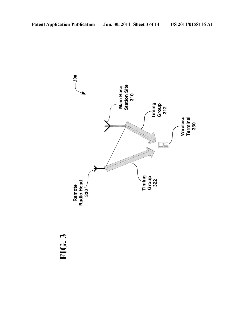 METHOD AND APPARATUS THAT FACILITATES A TIMING ALIGNMENT IN A MULTICARRIER     SYSTEM - diagram, schematic, and image 04
