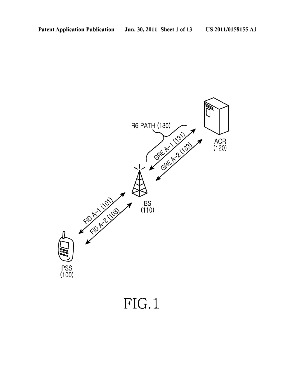 APPARATUS AND METHOD FOR MANAGING QUALITY OF SERVICE IN BROADBAND WIRELESS     COMMUNICATION SYSTEM WITH MULTIPLE HOP RELAY COMMUNICATION - diagram, schematic, and image 02