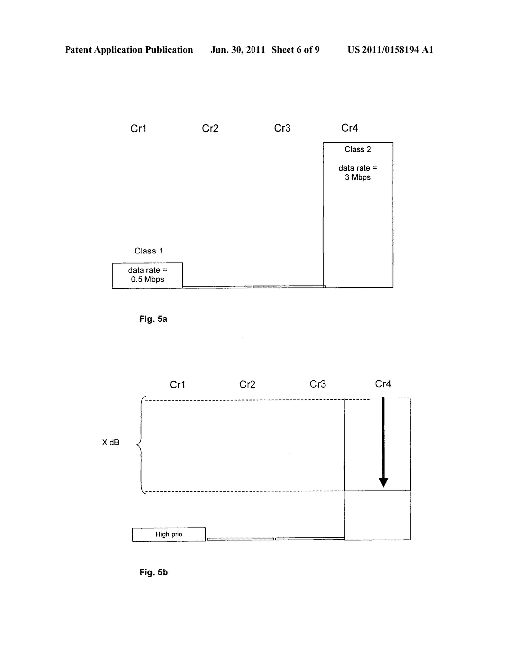 Scheduling of Data Transmissions in Multi-Carrier Data Transmission     Networks - diagram, schematic, and image 07