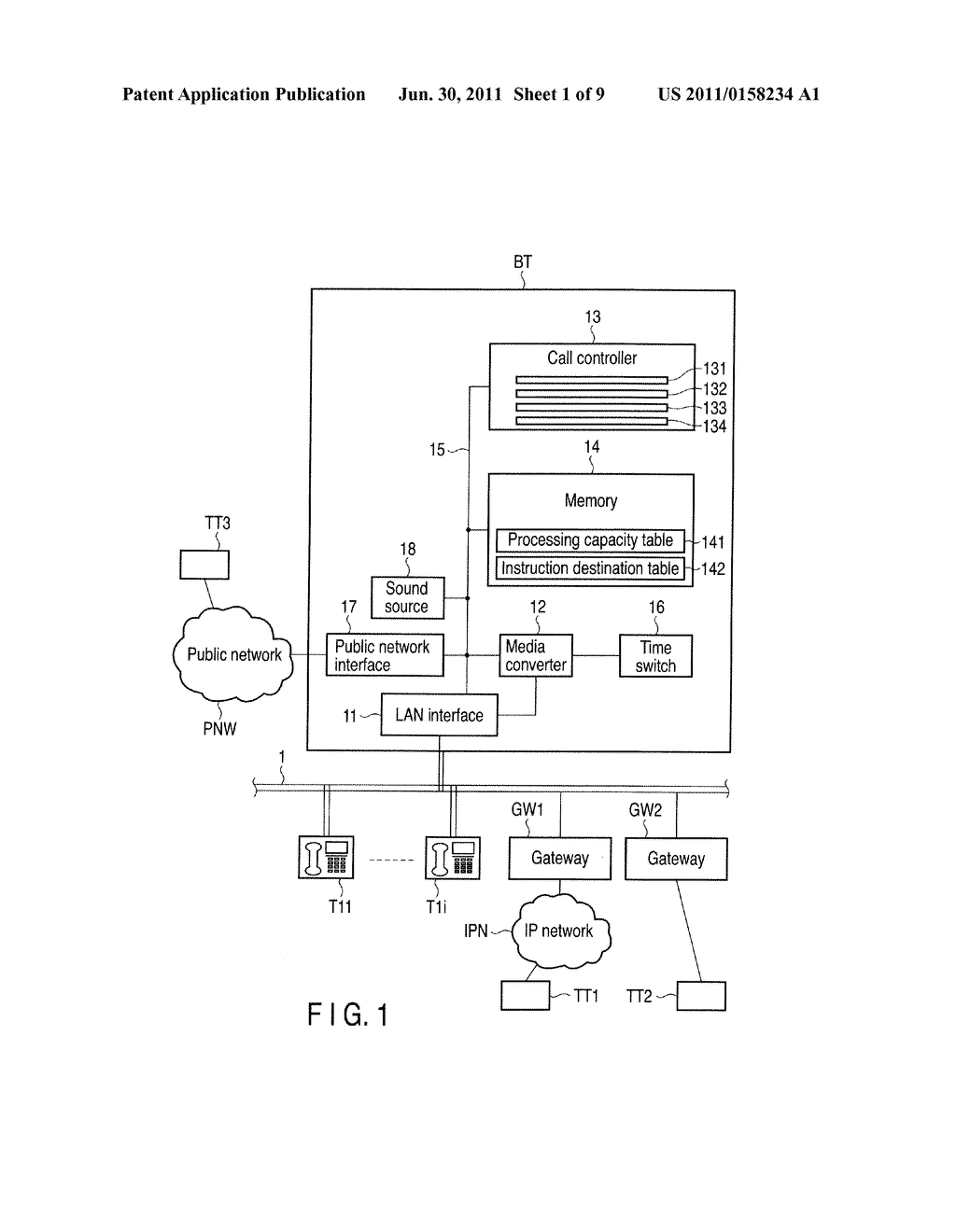 Telephone Circuit Schematic Trusted Wiring Diagrams Exchange System Apparatus And Integrated
