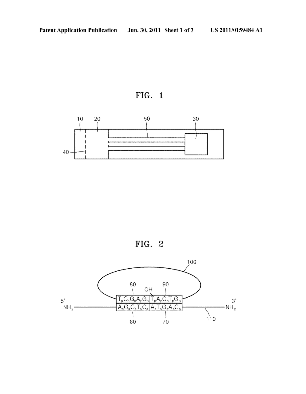 APPARATUS AND METHOD OF AUTHENTICATING PRODUCT USING POLYNUCLEOTIDES - diagram, schematic, and image 02