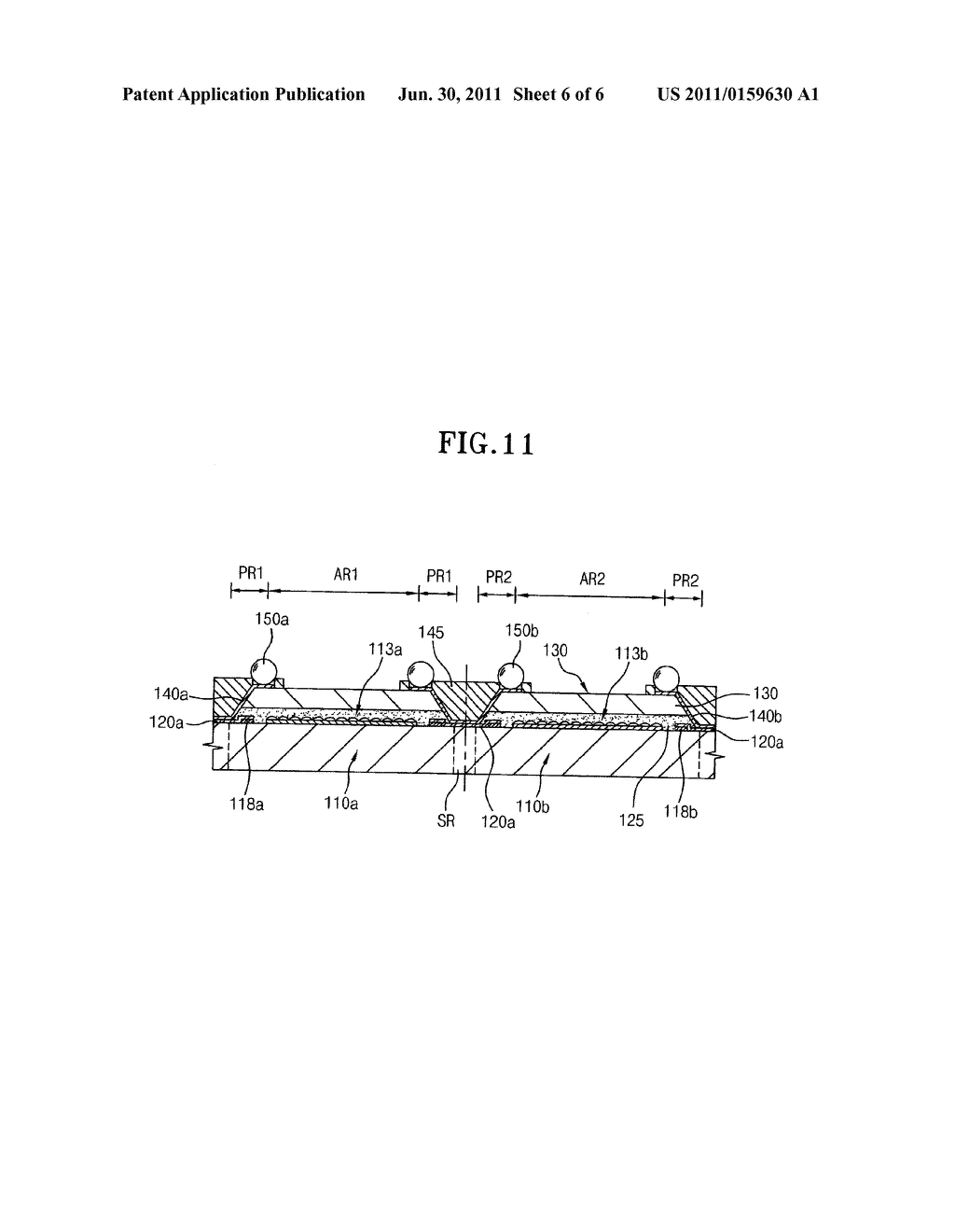 IMAGE SENSOR MODULE AND METHOD OF MANUFACTURING THE SAME - diagram, schematic, and image 07