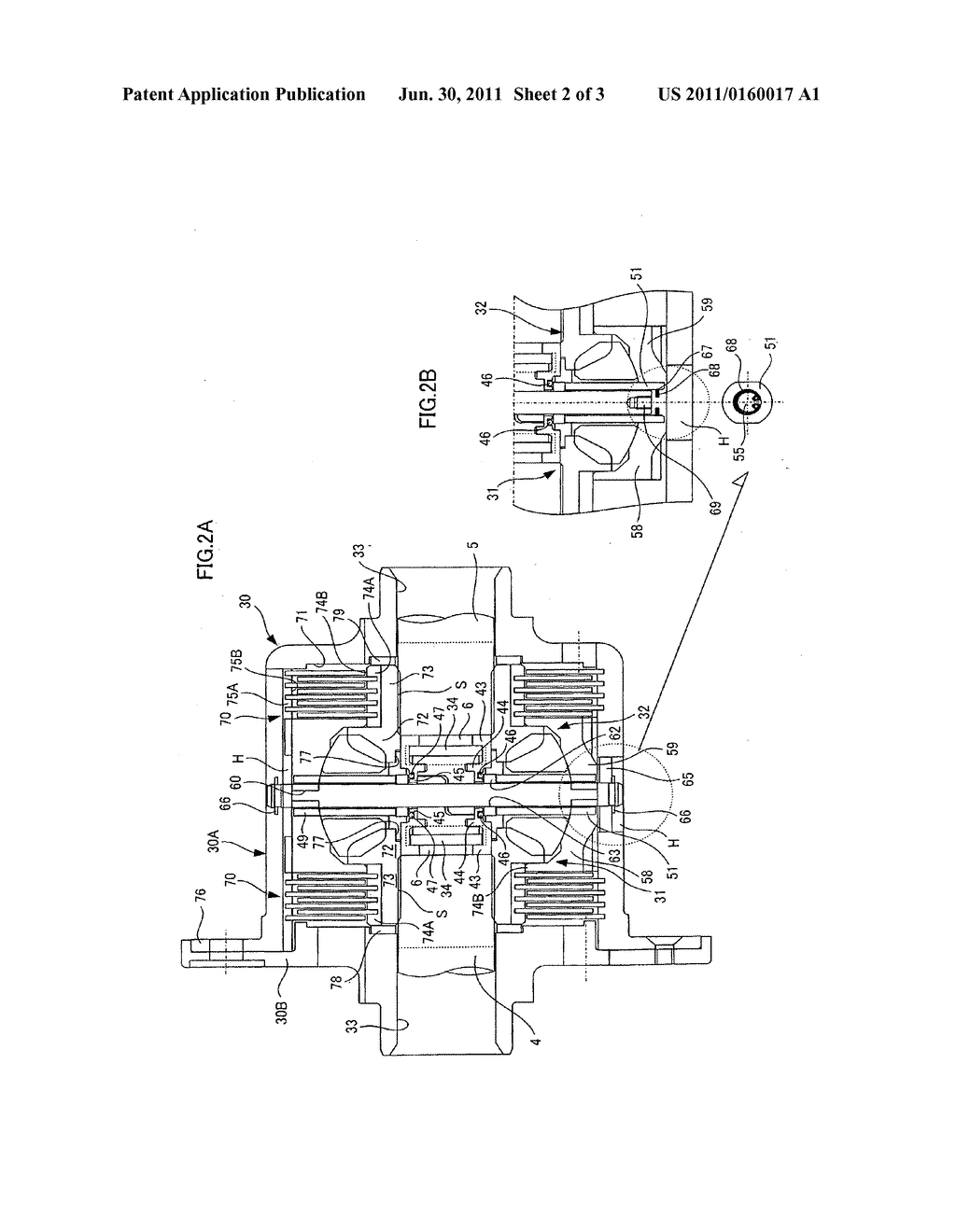 Structure for coupling differential assembly with drive