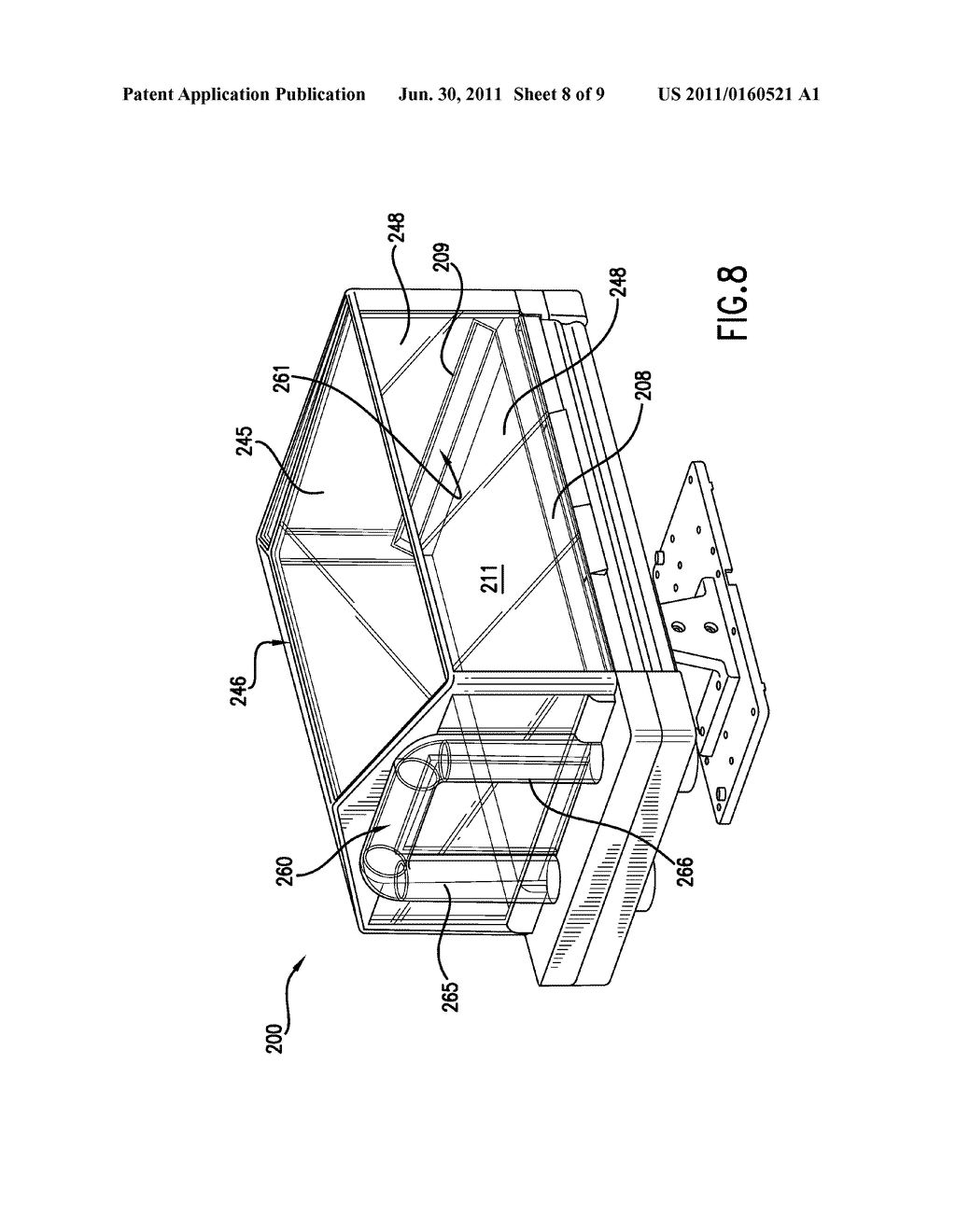 WARMING THERAPY DEVICE INCLUDING DUAL CHANNEL AIR CIRCULATION SYSTEM - diagram, schematic, and image 09