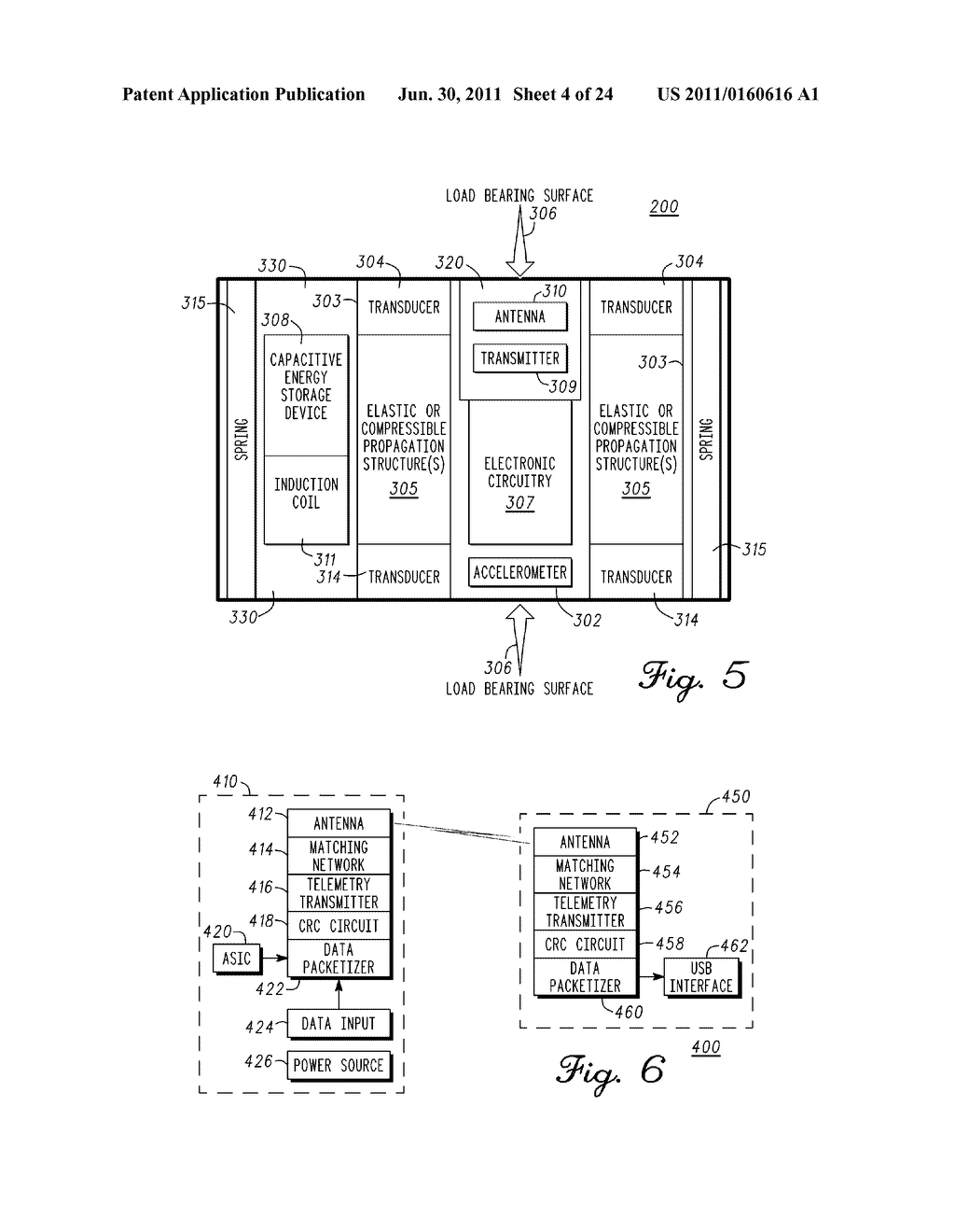 SYSTEM AND METHOD FOR ORTHOPEDIC LOAD AND LOCATION SENSING - diagram, schematic, and image 05