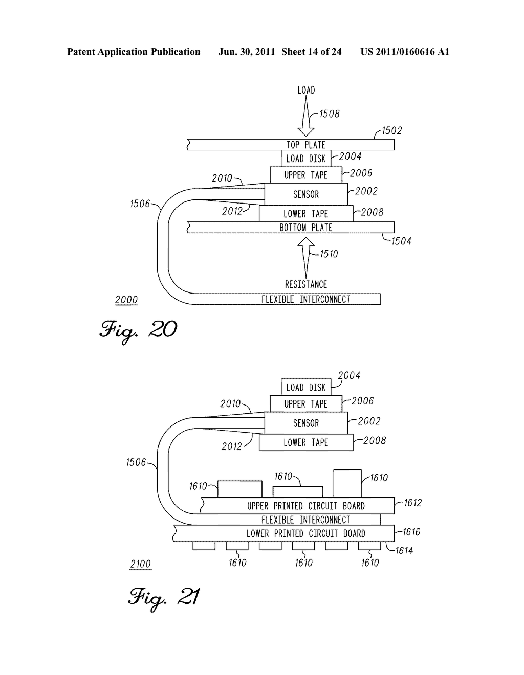 SYSTEM AND METHOD FOR ORTHOPEDIC LOAD AND LOCATION SENSING - diagram, schematic, and image 15