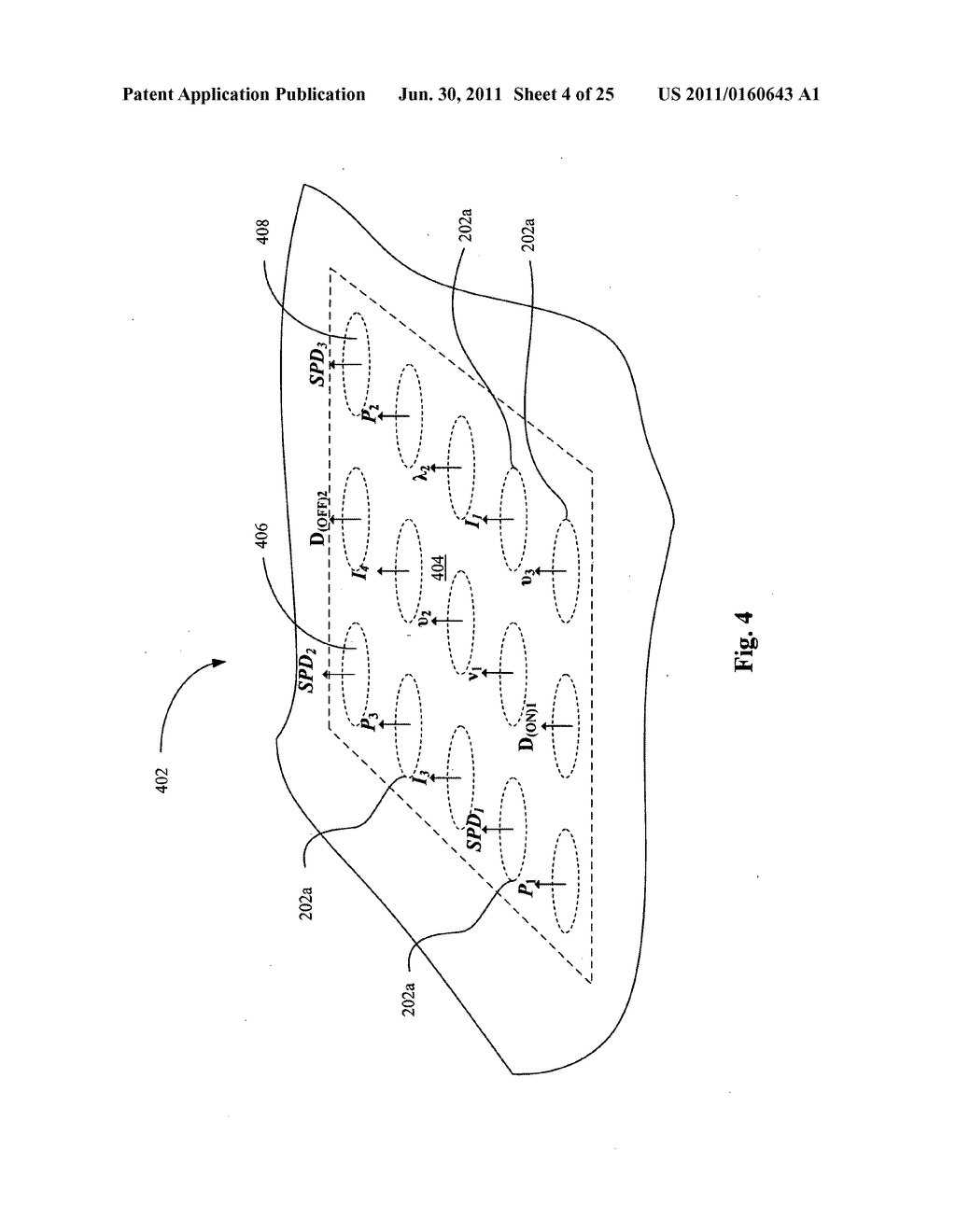 Systems, devices, and methods including catheters having acoustically     actuatable waveguide components for delivering a sterilizing stimulus to     a region proximate a surface of the catheter - diagram, schematic, and image 05