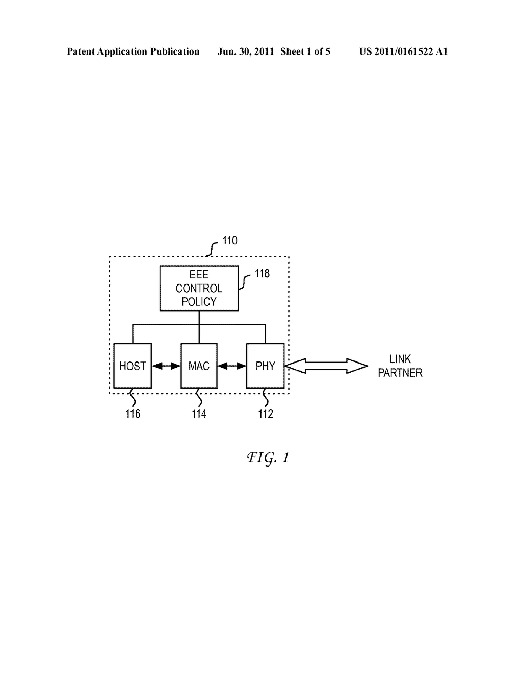 System and Method for Enhanced Energy Control Policy for Unmanaged Switch     Applications - diagram, schematic, and image 02