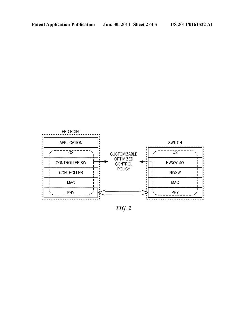 System and Method for Enhanced Energy Control Policy for Unmanaged Switch     Applications - diagram, schematic, and image 03