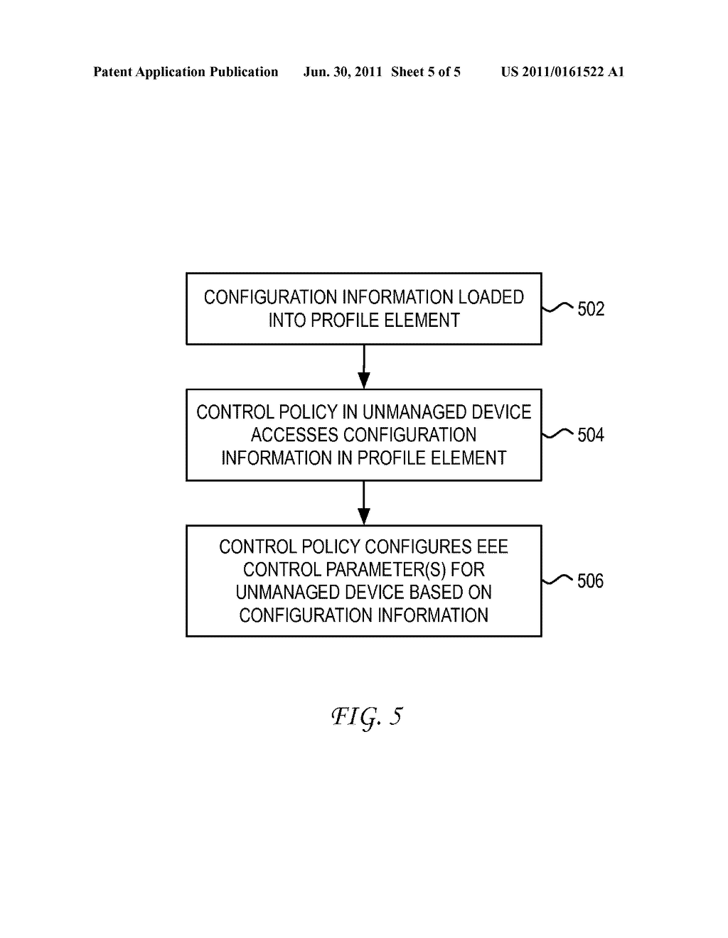 System and Method for Enhanced Energy Control Policy for Unmanaged Switch     Applications - diagram, schematic, and image 06