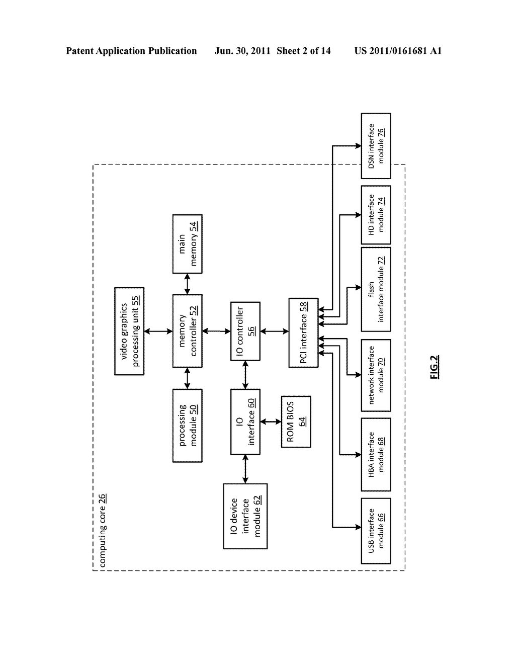 DIRECTORY SYNCHRONIZATION OF A DISPERSED STORAGE NETWORK - diagram, schematic, and image 03