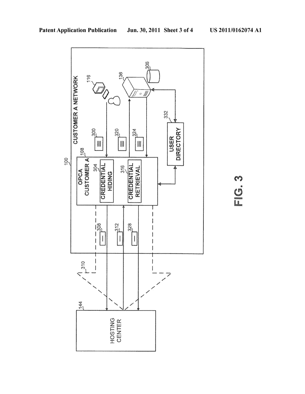 APPARATUS AND METHOD FOR REMOTE PROCESSING WHILE SECURING CLASSIFIED DATA - diagram, schematic, and image 04