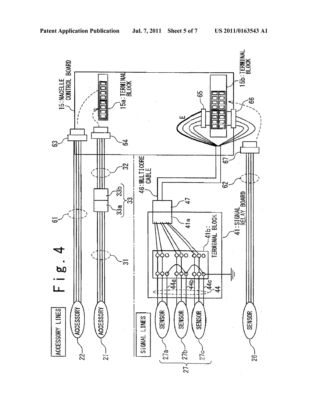 Wind Turbine Wiring Diagram Library Additionally Generac Portable Generator Signal Line In Nacelle Of Schematic And Image