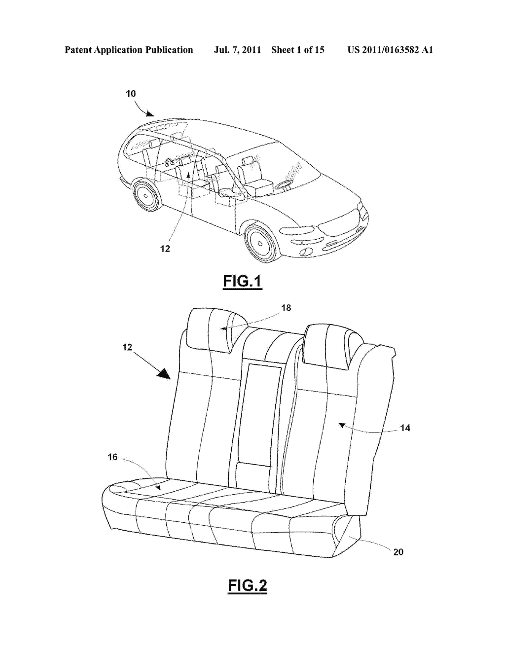 FOLDING SEAT - diagram, schematic, and image 02