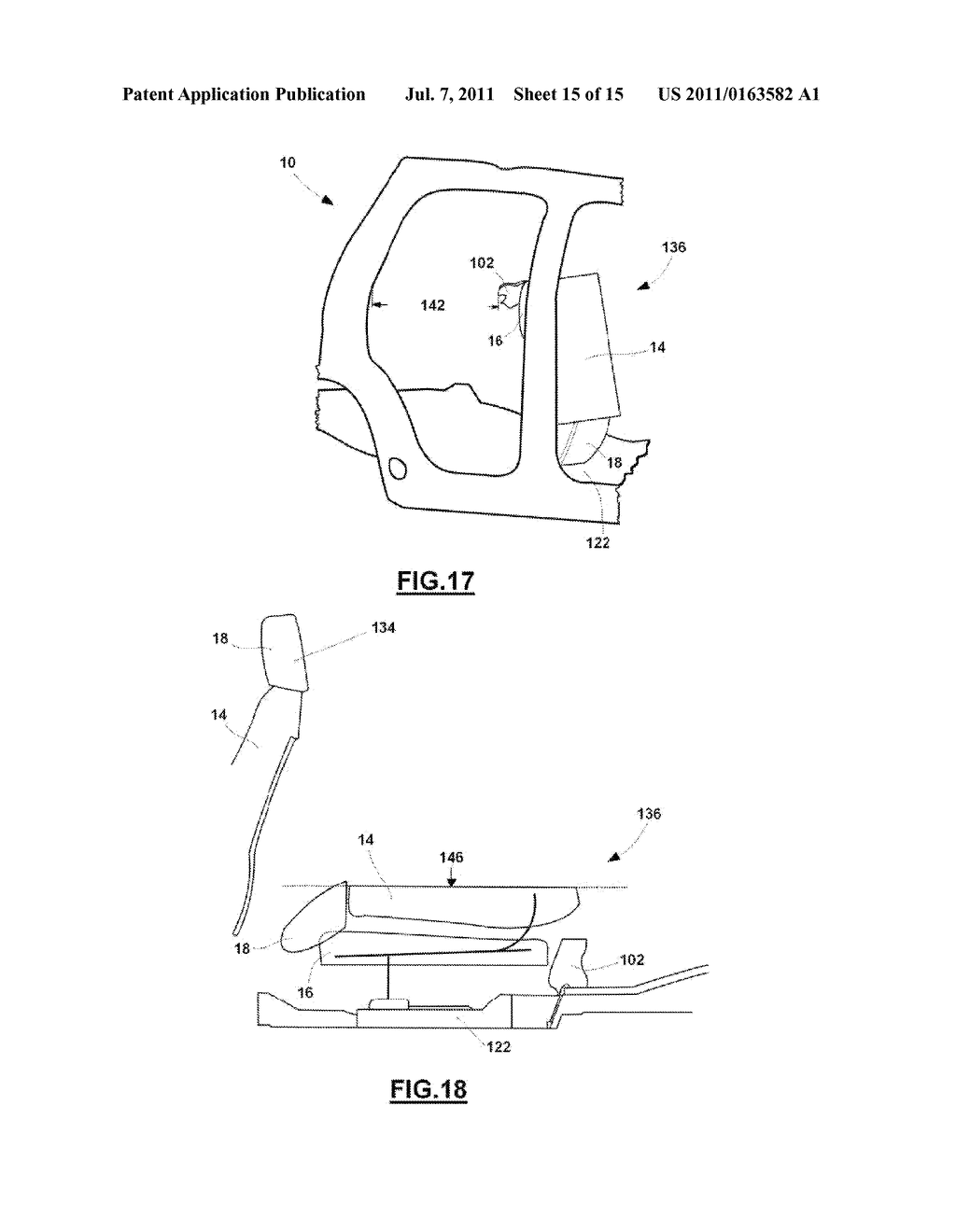 FOLDING SEAT - diagram, schematic, and image 16