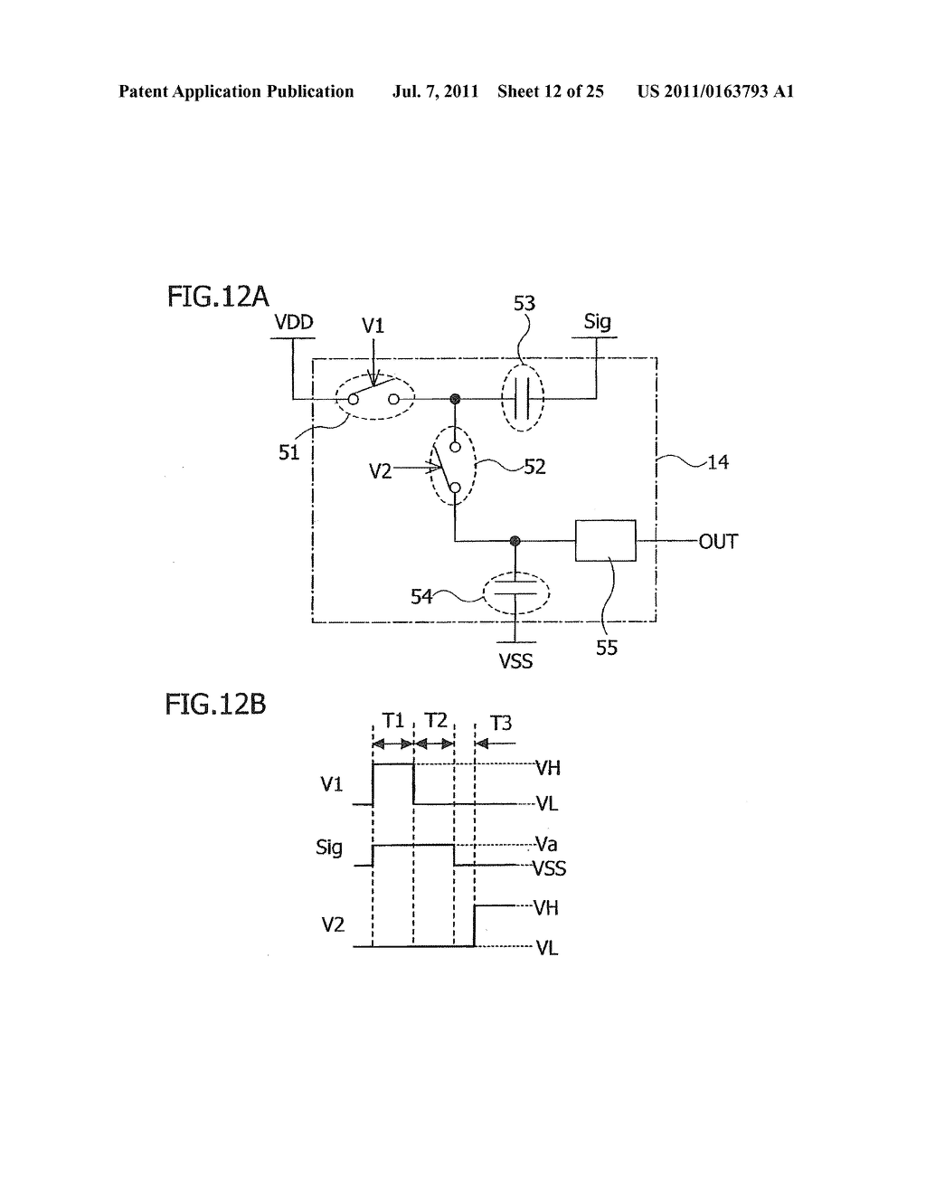 SEMICONDUCTOR DEVICE AND ELECTRONIC APPLIANCE USING THE SAME - diagram, schematic, and image 13