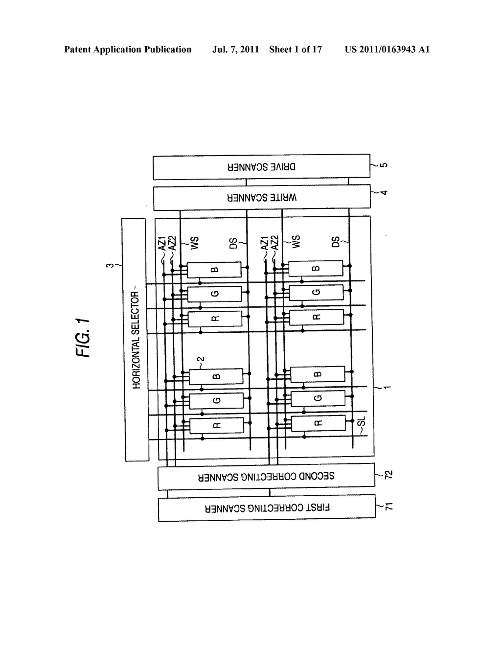 Image display device and electronic appliance - diagram, schematic, and image 02