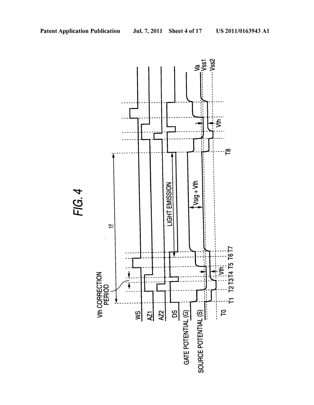 Image display device and electronic appliance - diagram, schematic, and image 05