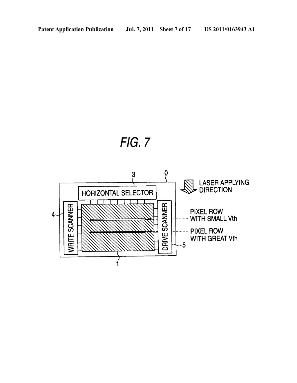 Image display device and electronic appliance - diagram, schematic, and image 08