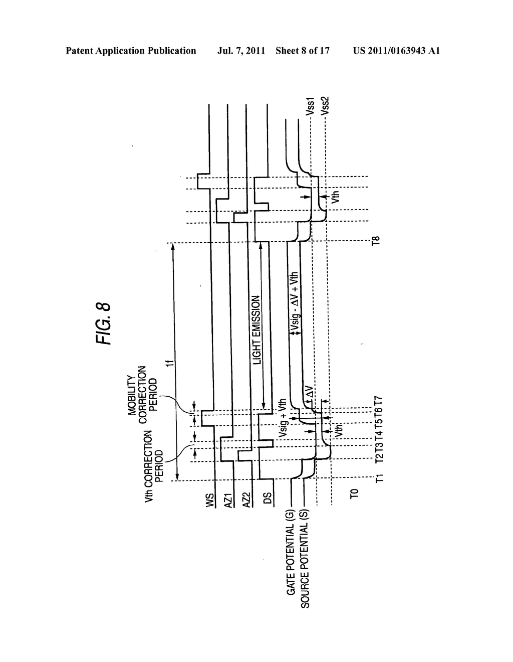 Image display device and electronic appliance - diagram, schematic, and image 09