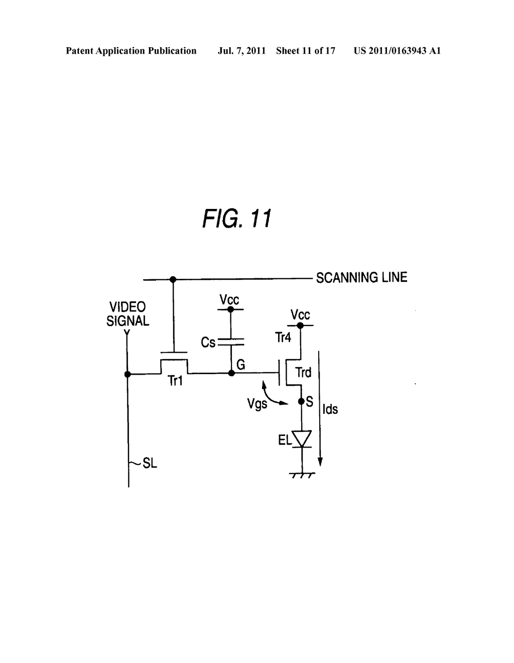 Image display device and electronic appliance - diagram, schematic, and image 12