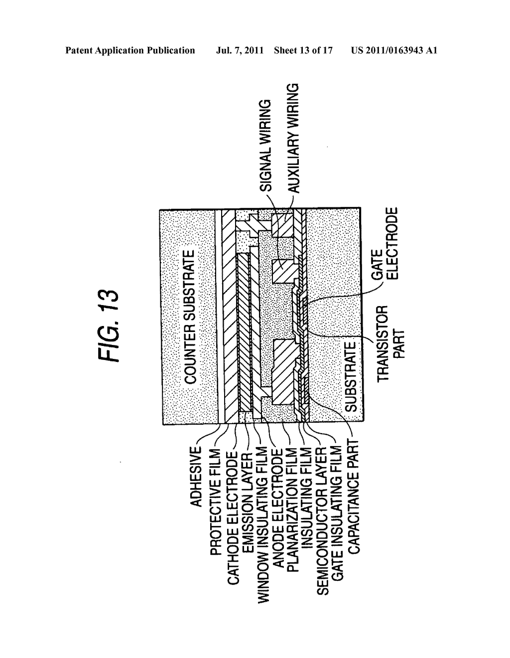 Image display device and electronic appliance - diagram, schematic, and image 14