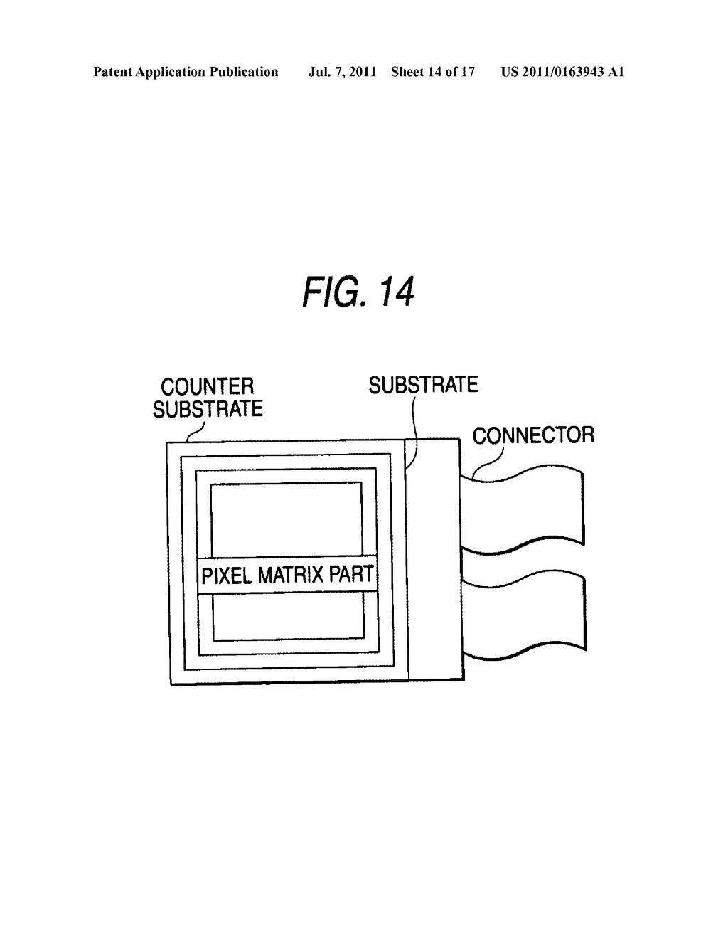 Image display device and electronic appliance - diagram, schematic, and image 15